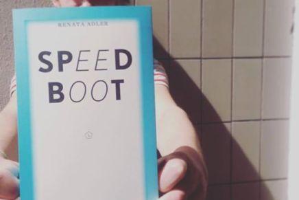 Speedboot = epileptische roman