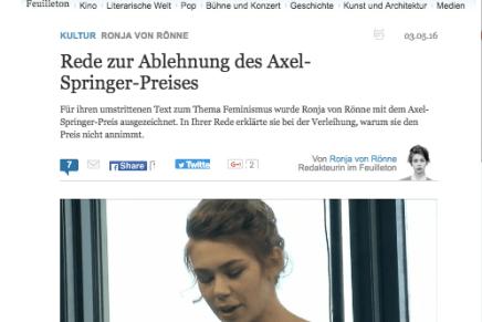"""Wij komen, """"Wir Kommen"""" van Ronja von Rönne in vertaling bij Leesmagazijn, Aufbau Verlag"""