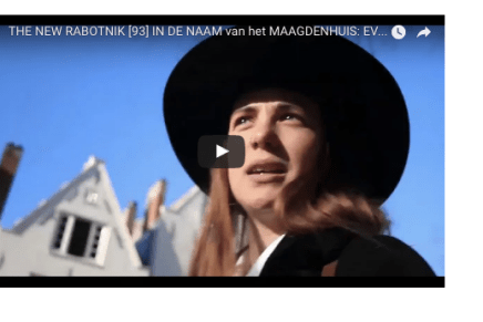 THE NEW RABOTNIK [93] IN DE NAAM van het MAAGDENHUIS: EVERY CUT is a LIE