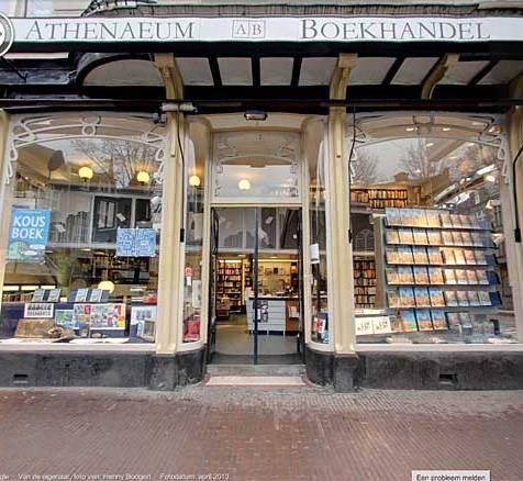boekwinkel athenaeum amsterdam, haarlem https://www.athenaeum.nl/