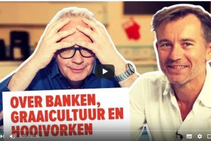 De Keukenrevolutie #6 : Ewald Engelen over banken, graaicultuur, punkmuziek en hooivorken, Peter Mertens, 12 juni 2018