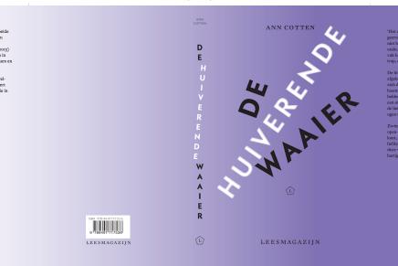 De huiverende waaier, Ann Cotten vertaling Lucas Hüsgen