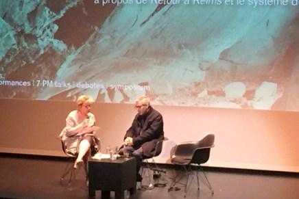 Didier Eribon @Kaaitheater