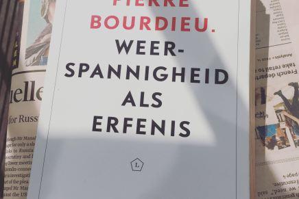 Pierre Bourdieu: Weerspannigheid.., Edouard Louis, verschenen