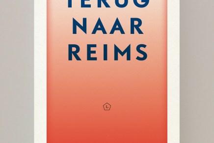 Joris Luyendijk: Terug naar Reims, Didier Eribon 'meest lezenswaardige boek' 2018, De Correspondent