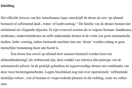 Grégoire Chamayou, Theorie van de drone, vertaling Walter van der Star
