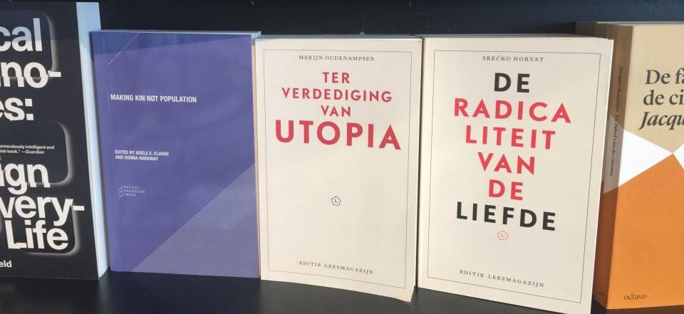 bookstore Stedelijk Museum Amsterdam