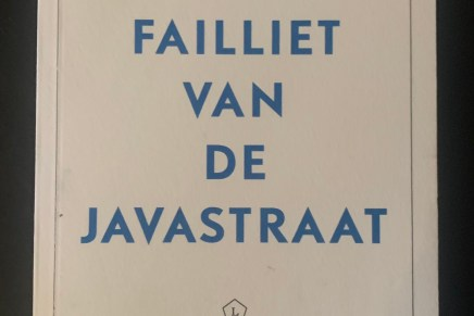 Het failliet van de Javastraat, Jacqueline Schoemaker