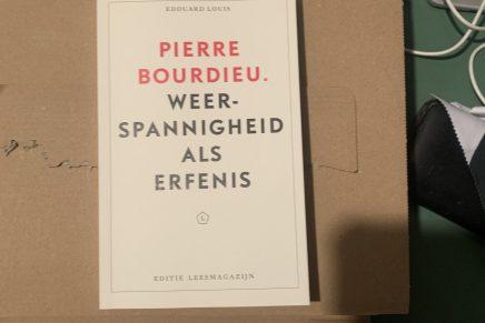 Pierre Bourdieu, Weerspannigheid als erfenis door Edouard Louis