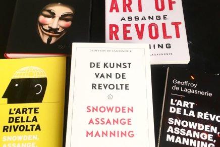 de la dernière traduction de l'Art de la Révolte, en néerlandais…