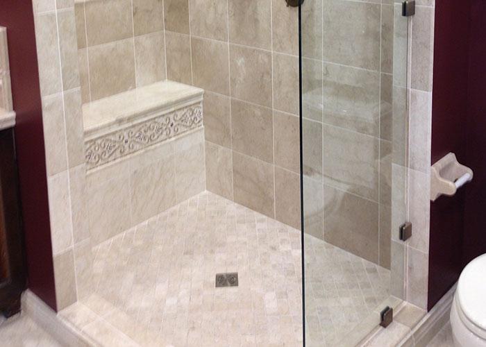 Bathroom Remodeling Company in Lewisville TX  Lees Tile