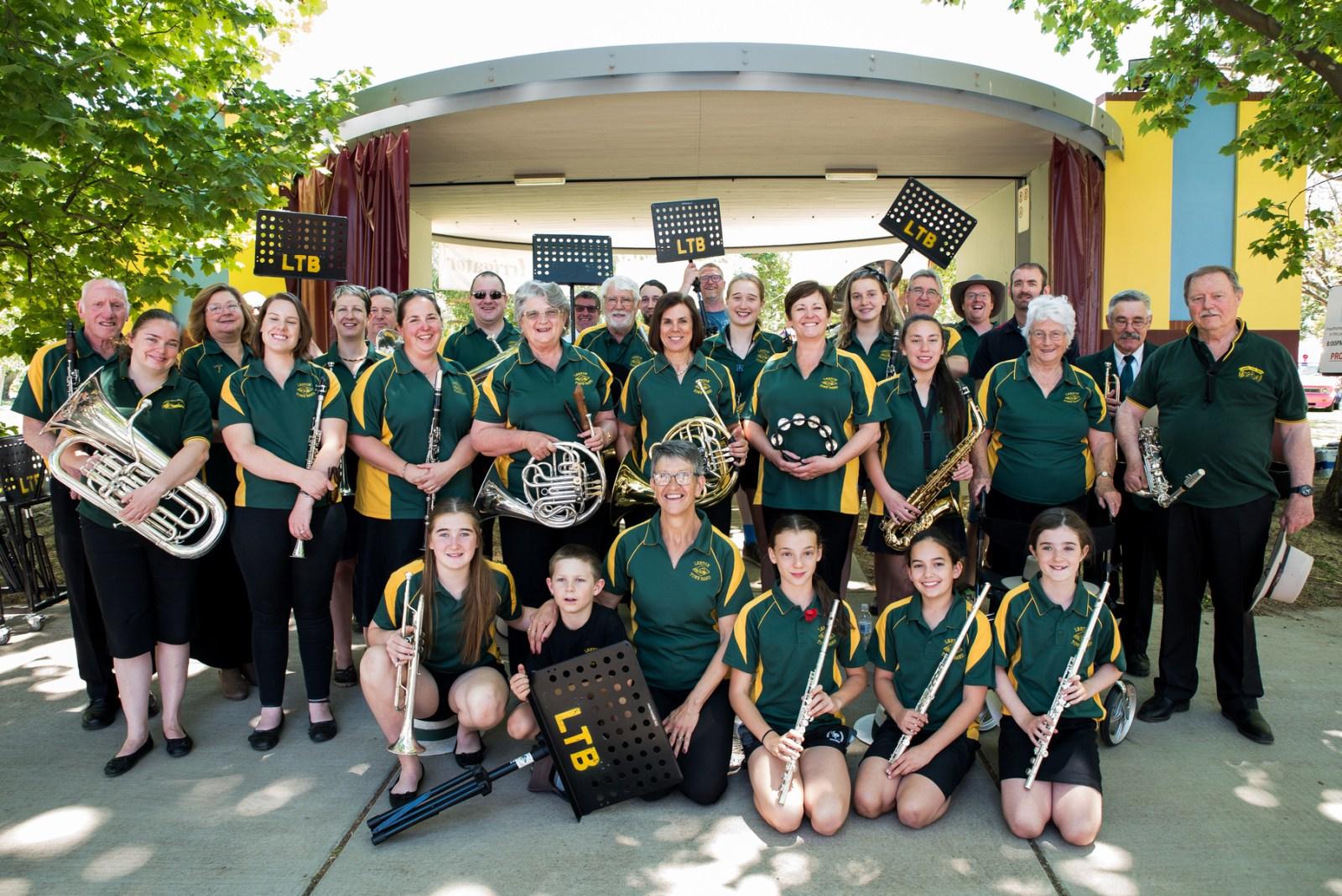 Leeton Town Band