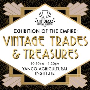 vintage trades and treasures