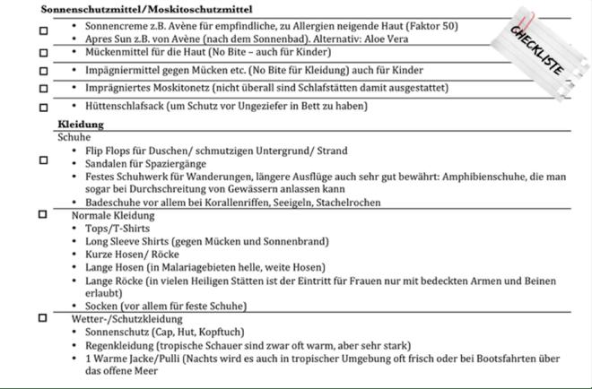 sonnenschutz-checkliste