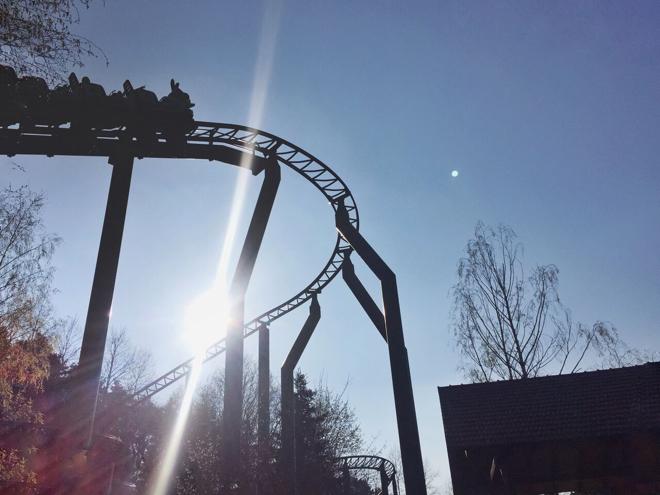 Bayernpark - Achterbahn