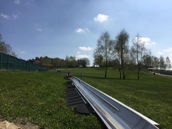 Bayernpark - Sommerrodelbahn