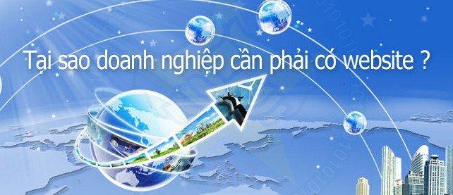 KINH DOANH NHỎ VẪN PHẢI CÓ WEBSITE