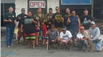 2015-01-29 - 2015 Nenue fishing tournament