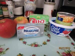 Fuji Apple Jell-O Recipe 1
