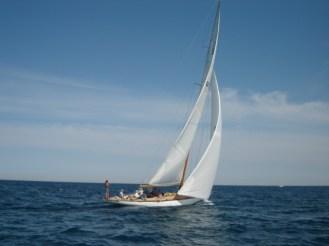 Wonderful!!! Bon Voyage, I wish you fair winds and following seas.