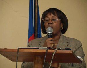 Haïti-Politique : Révocation de la ministre des affaires sociales et du travail