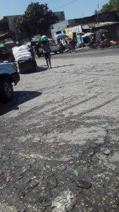 Haïti-Protestation : Nouvelle journée de tension dans les rues de Port-au-Prince