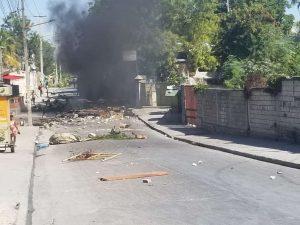 Haïti-Insécurité : Des riverains réclament la libération d'un otage