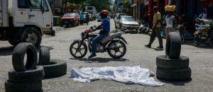 Haïti-Insécurité : Un chef de gang tué à Port-au-Prince