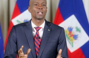 Haïti-Politique : Jovenel Moïse honore sa 4ème année de mandat