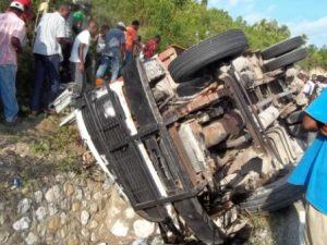 Haïti-Accident à Port-de-Paix :  Des morts et des blessés recensés