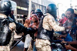 Presse : À l'ONU, Jovenel Moïse s'attaque aux journalistes Haïtiens et assume les brutalités policières, dénonce l'AJH