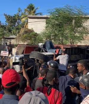 Haïti-Politique : Plusieurs blessés dans la marche contre la dictature