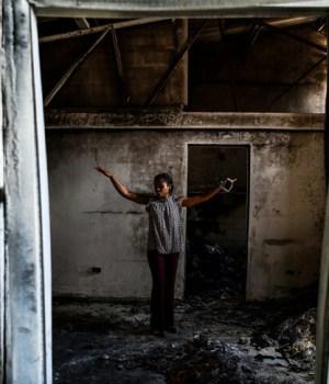 Haïti-Insécurité : Incendie à Port-au-Prince