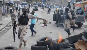 Haïti-Insécurité :  Des policiers chassés par des hommes armés de Raboto