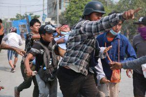 Haïti-Insécurité: Manifestation sanglantes en Birmanie