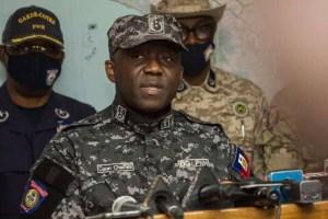 Haïti-Insécurité: Léon Charles s'explique après la récupération du char