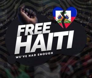 Haïti-Insécurité: Des Haïtiens montent au créneau