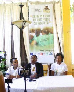 Haïti : Lancement d'une campagne de sensibilisation contre les violences familiales