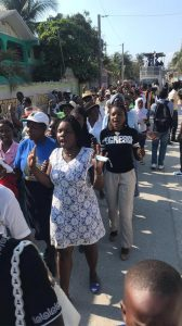 Haïti-Religion : Des chrétiens catholiques lancent l'année de Saint-Joseph