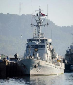 Écoulement d'un sous-marin indonésien