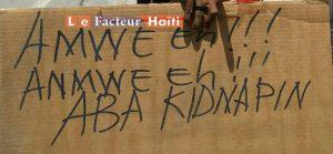 Haïti-Insécurité : Le Kidnapping visite la Direction Générale des Impôts (DGI) et emporte un employé