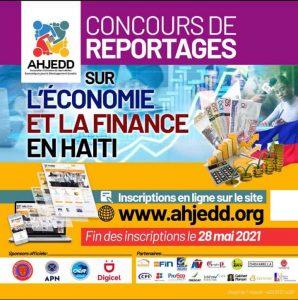 Presse : Des journalistes économiques lancent un concours de reportages sur l'économie et la finance en Haïti