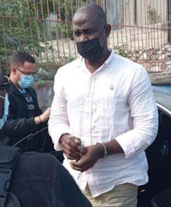 République Dominicaine : Arrestation de Woodly Éthéart