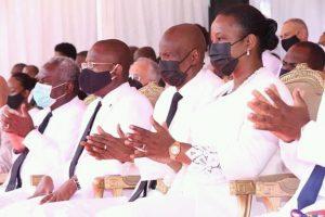 Haïti- 18 mai : Le président commémoré la fête du Drapeau