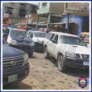 """Haïti-Sécurité : La Police déguerpit la base """"Krache dife"""" et reprend le contrôle du sous commissariat de Saint-Joseph"""