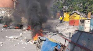 Haïti-i sécurité : Tension au Bas Delmas