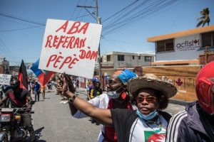 Haïti - Nouvelle Constitution : Report du Référendum du 27 juin