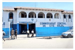 Haïti-Insécurité : Rapport partiel des attaques armées perpétrées contre les bases de Police à Cité Soleil