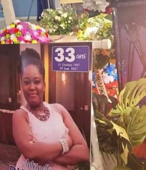Sud : Les funérailles de la militante Marie Antoinette Duclaire chantées à Chantal