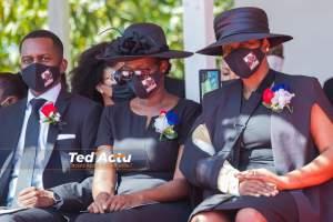 Haïti-Santé : Martine Moïse s'envole à nouveau pour les États-Unis